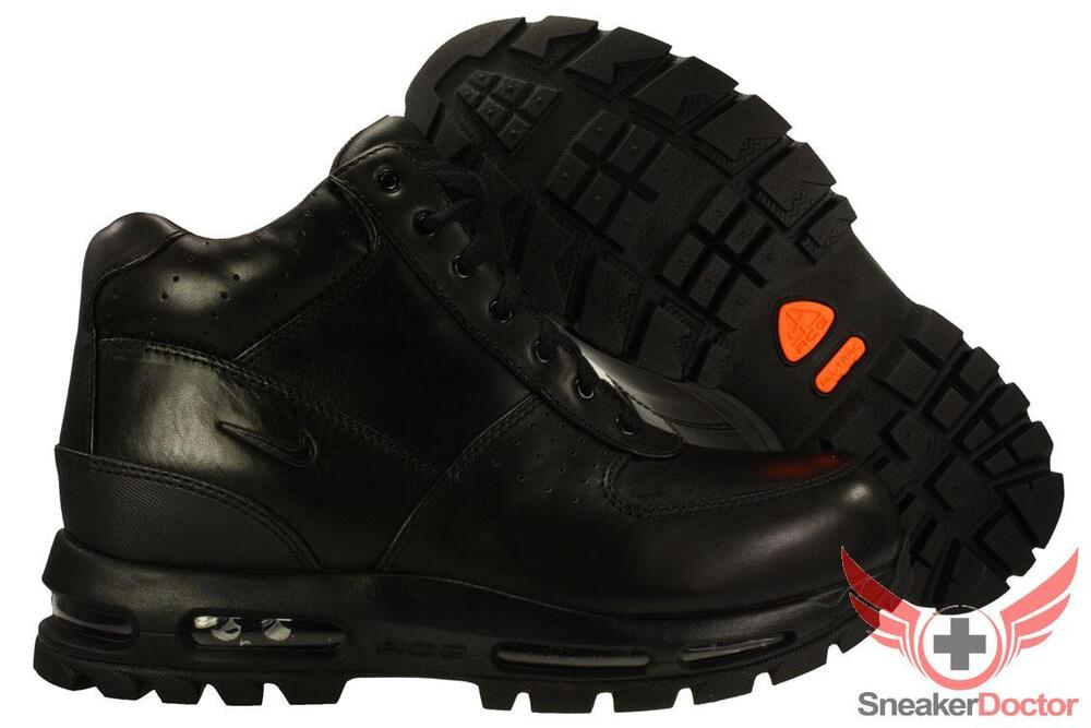 new nike mens air max goadome leather acg winter boots