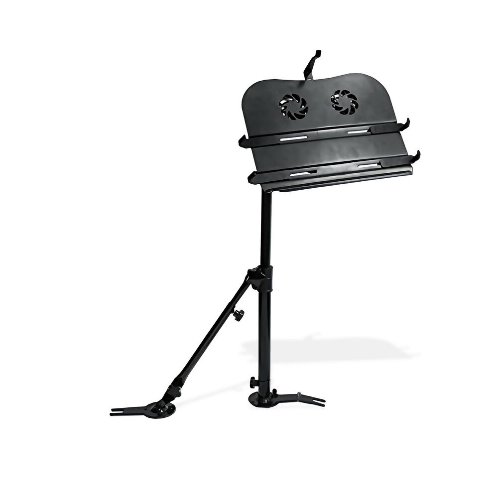 Cooling Amp Heavy Duty Laptop Mount Stand For Car Truck Suv