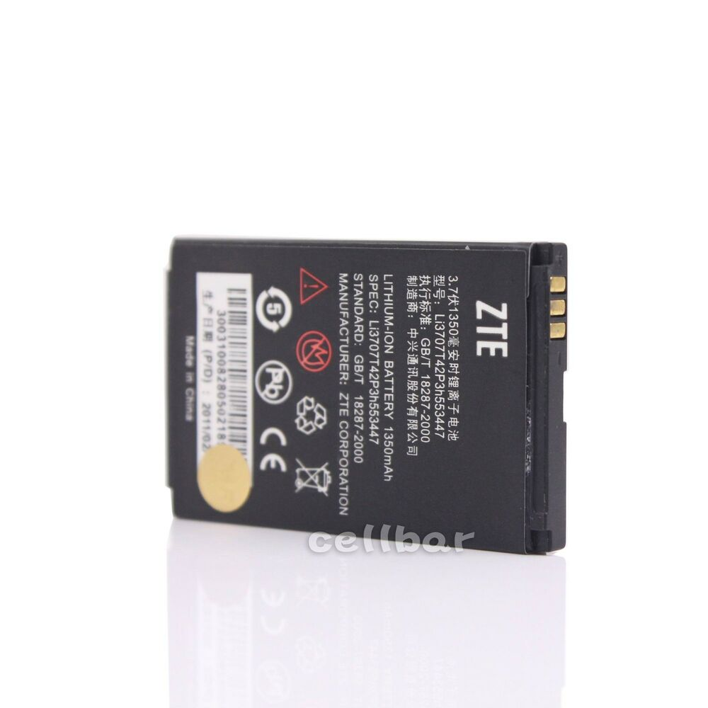over zte mobile battery close your