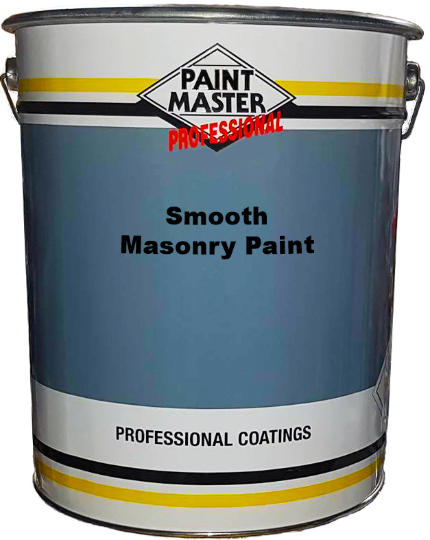 20l Exterior Smooth Trade Acrylic Masonry Paint High Quality Multiple Colours Ebay