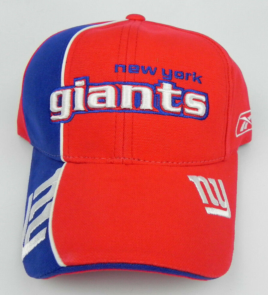 new york giants nfl reebok vintage retro 2 tone wedge. Black Bedroom Furniture Sets. Home Design Ideas