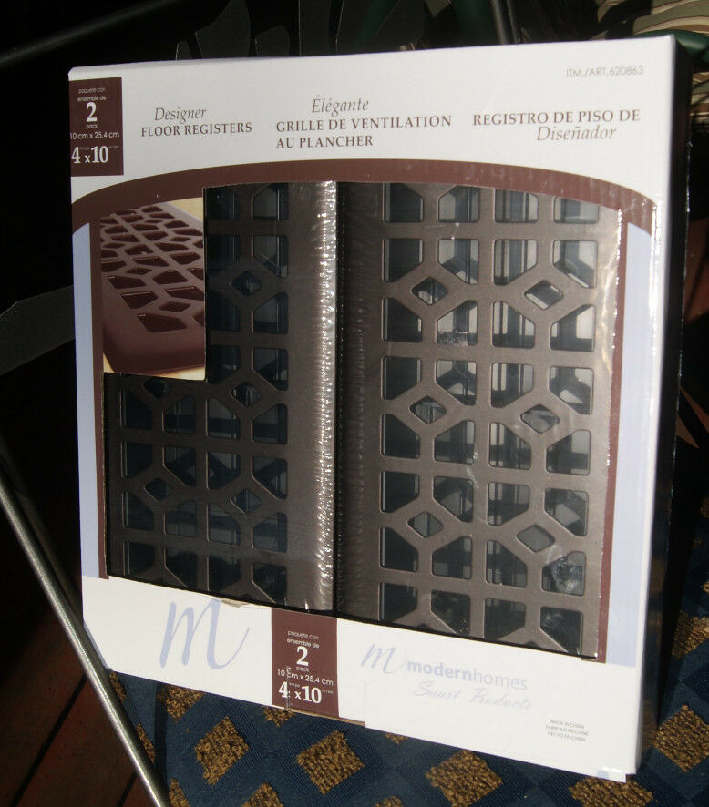 Modern Homes Register Floor Vent Cover 2 Pack From Costco