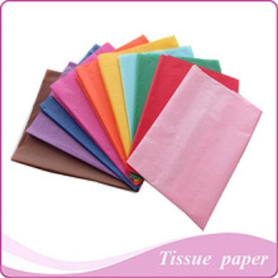 tissue paper ideas crafts tissue paper sheets multi 250x375mm coloured craft paper 5590