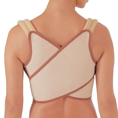 how to use a shoulder brace