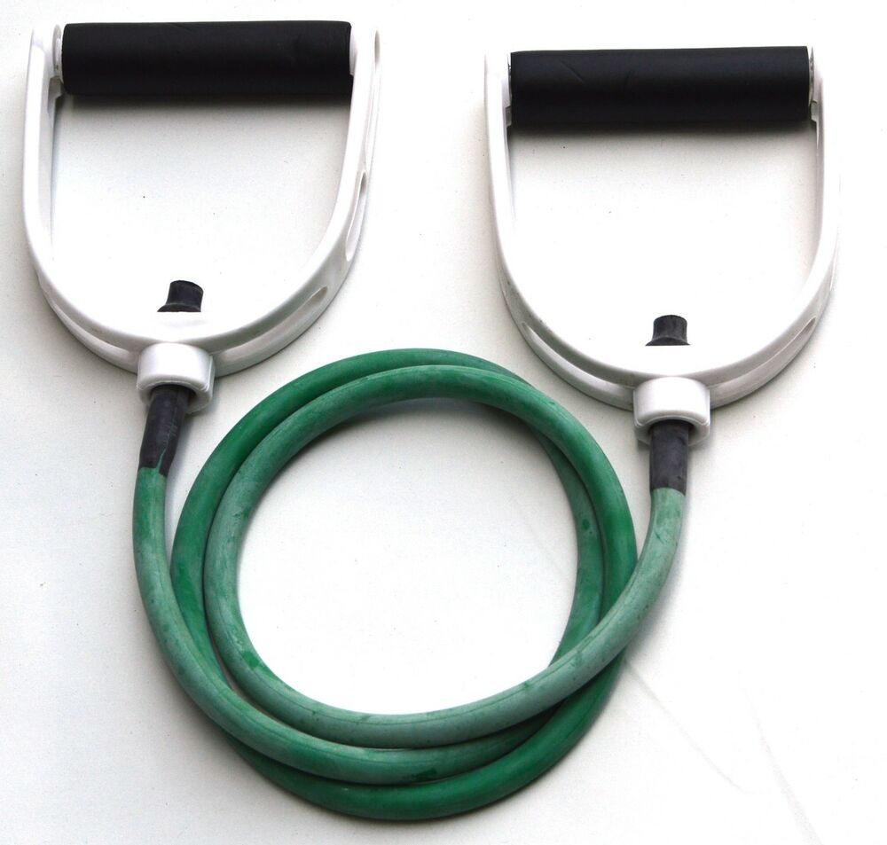 Light Resistance Tubing With Handles, Fitness Resistance