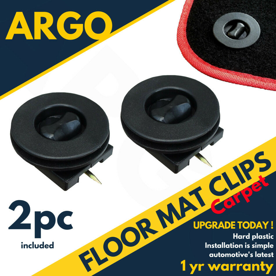 Car Mat Carpet Clips Fixing Grips Clamps Floor Holders