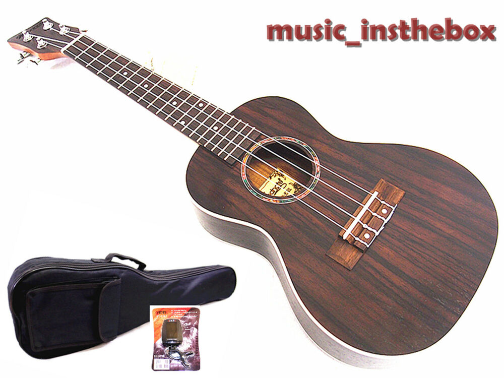 woodnote special 24 concert rosewood ukulele with ivory inlaid ebay. Black Bedroom Furniture Sets. Home Design Ideas
