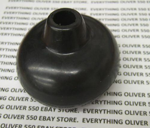 Tractor Gear Shift Boot : Gearshift shifter boot cover for oliver tractor ebay