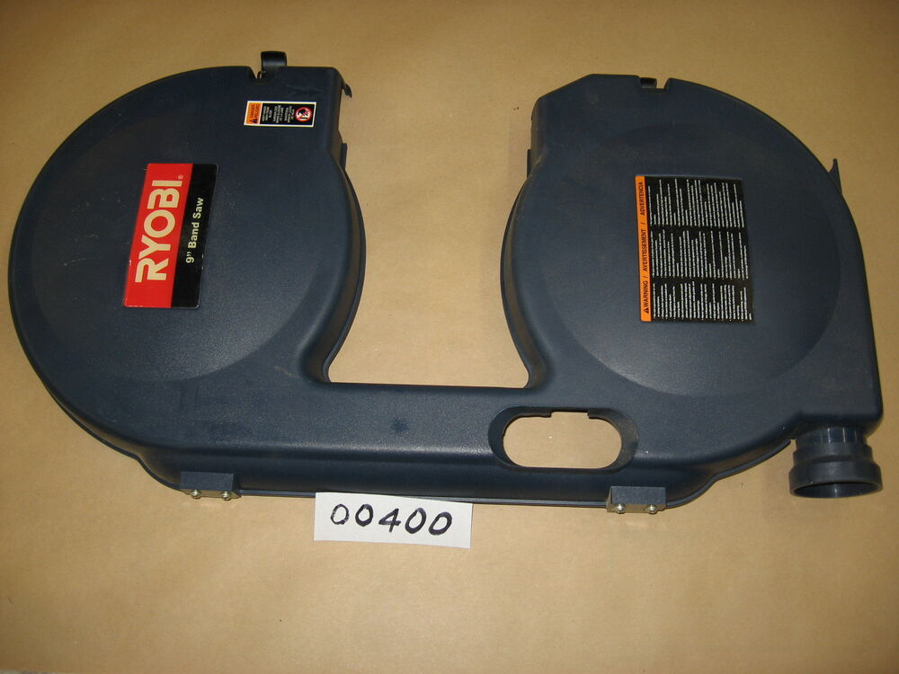 Ryobi 9 Quot Band Saw Front Cover W Hinges Used Ebay