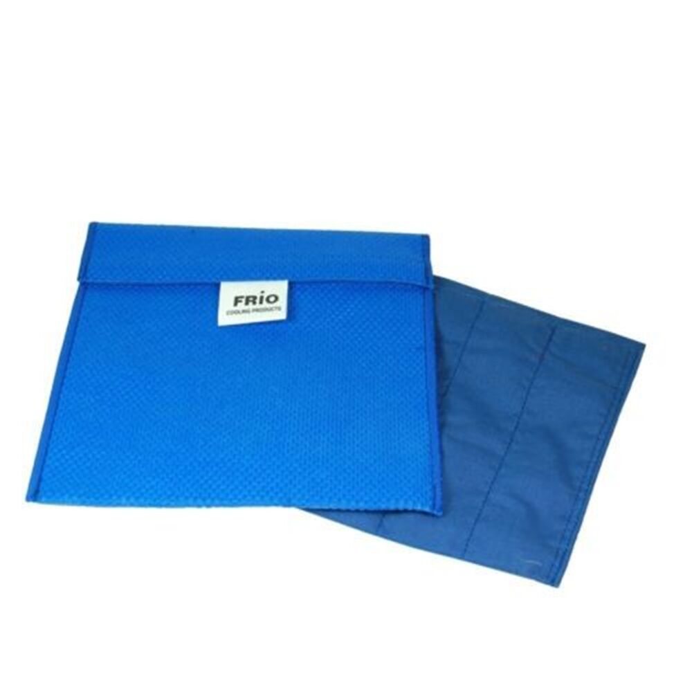 Frio Cooling Cool Reusable Insulin Travel Wallet Blue