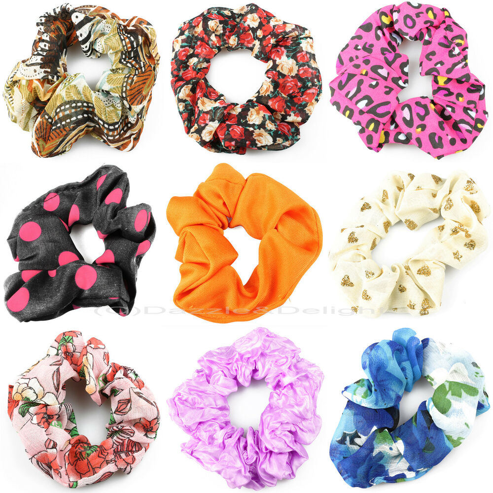 Not only does it hold your hair in place, it adds volume, and most importantly, unlike other elastic hair bands, scrunchies won't damage your hair. Scrunchies are also a .