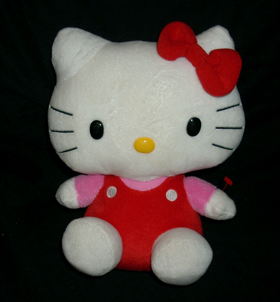Hello Kitty Stuff Toys : Quot ty hello kitty beanie buddies sanrio doll stuffed
