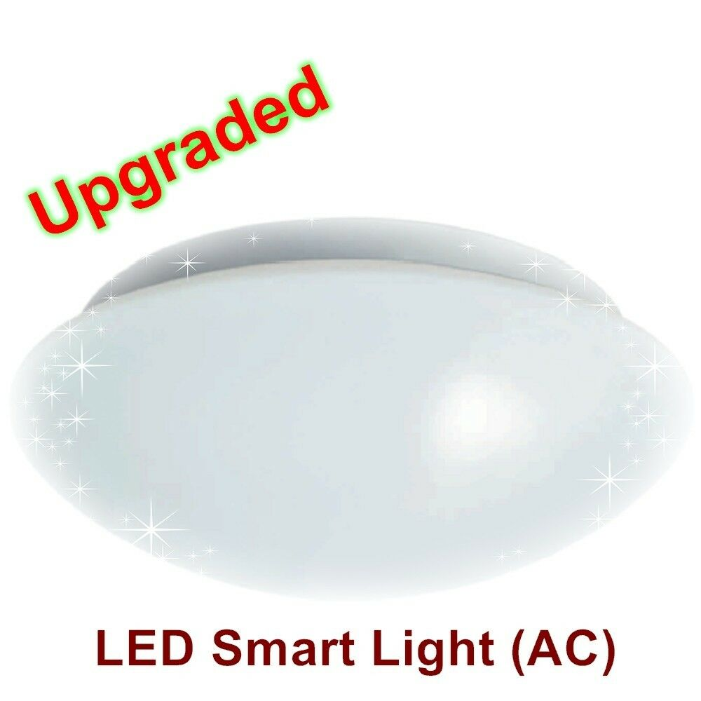 Ceiling Or Wall Mount Led Smart Light Fixture Ac Outage