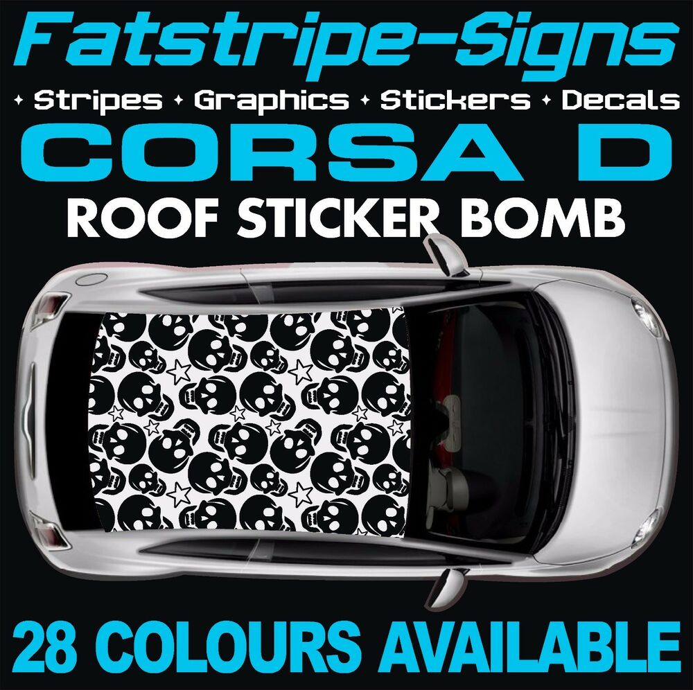 VAUXHALL ASTRA STRIPES CAR GRAPHICS STICKERS DECALS MK5
