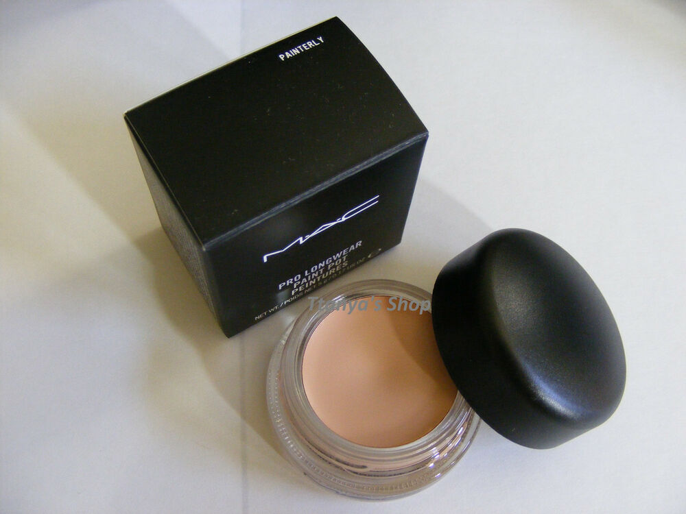 Mac Eyeshadow Pro Longwear Paint Pot Painterly 100