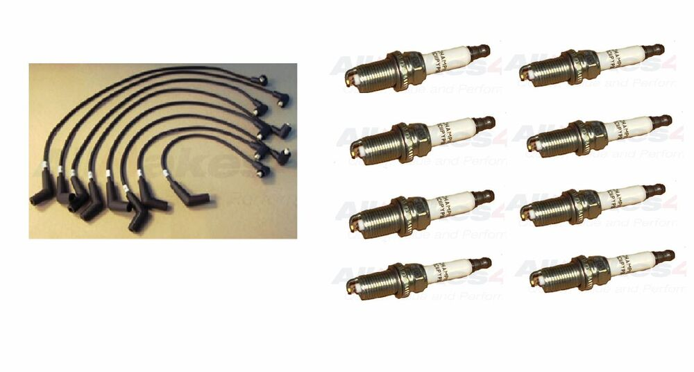 Land Rover Discovery 2 Ii Range P38 Ignition Wires Cables