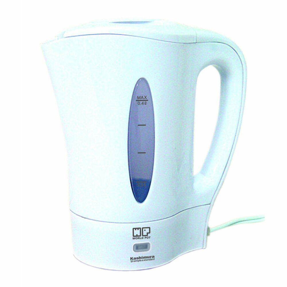 Electric Water Pot ~ Electric kettle water heater world pot l travel