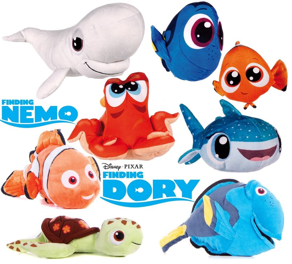 Finding Nemo Toys : New official quot finding nemo dory plush soft toys