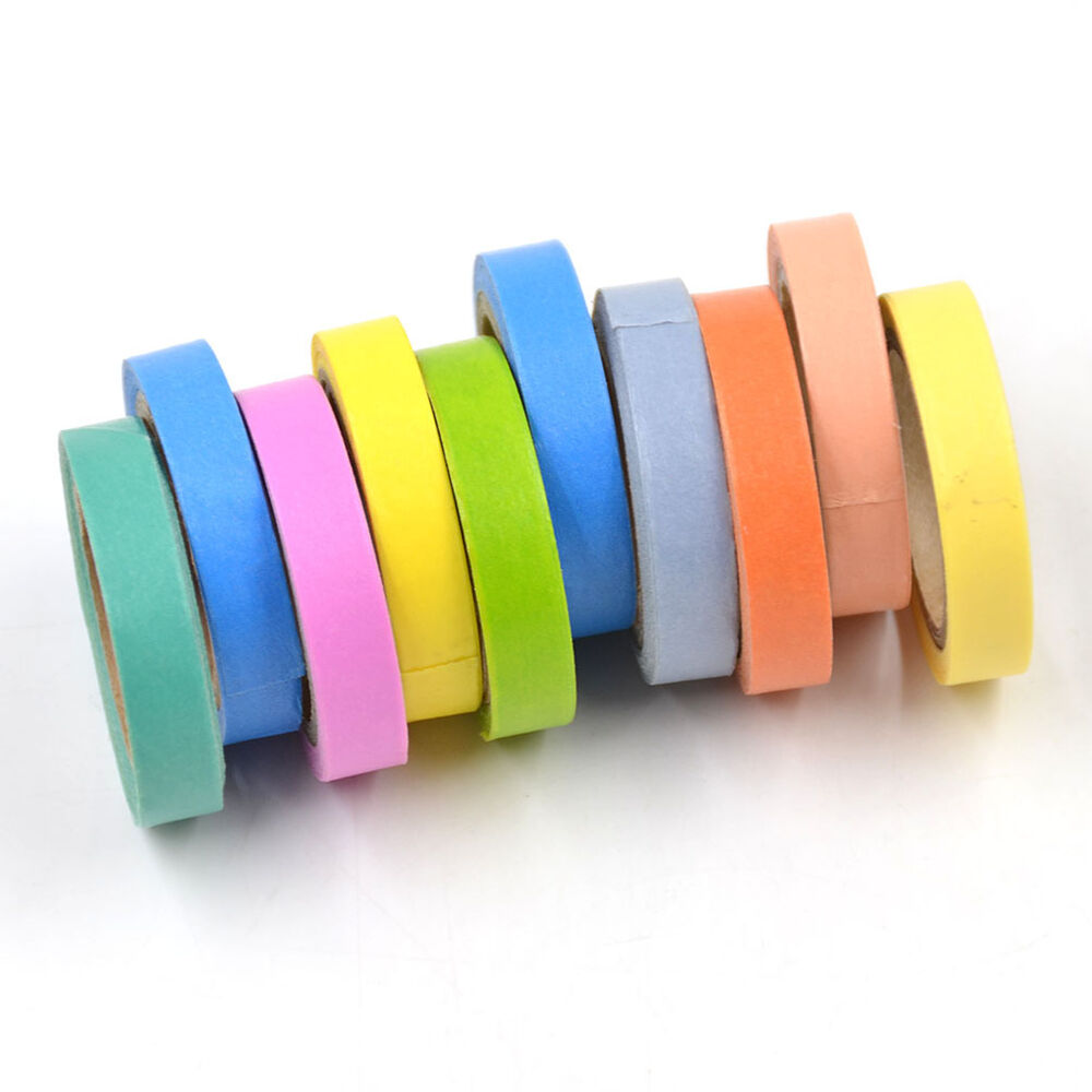 masking paper Masking tape - general purpose (white & yellow) description : masking tape is made of easy-to-tear crepe paper as carrier material which single coated with a rubber adhesive of excellent tackiness.