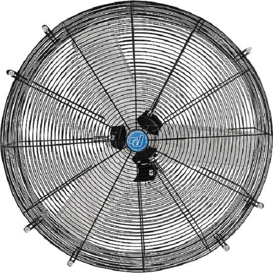 New Guard Mounted Direct Drive Exhaust Fan 30 Quot 8000 Cfm