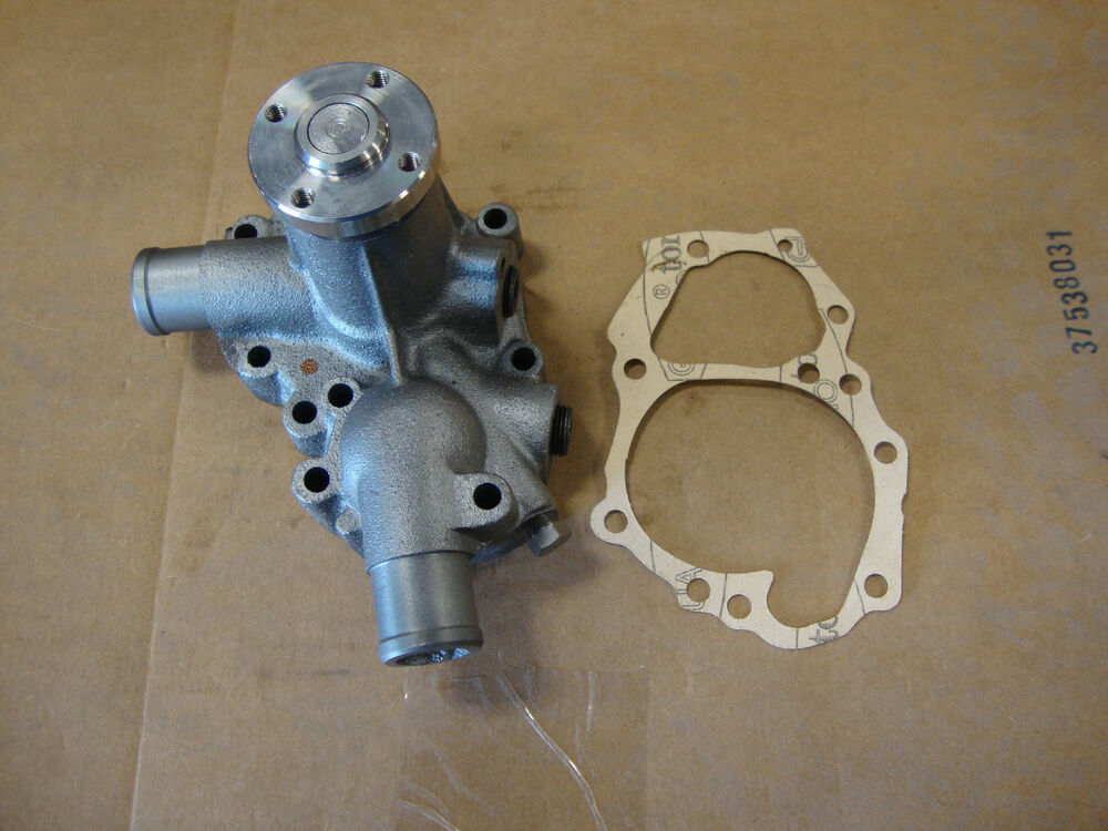 Ford 1120 Hydraulic Pump : Ford compact tractor water pump