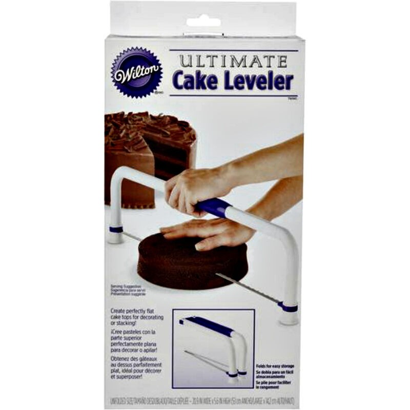 Wilton Ultimate Cake Leveller Great For Stacking Latest