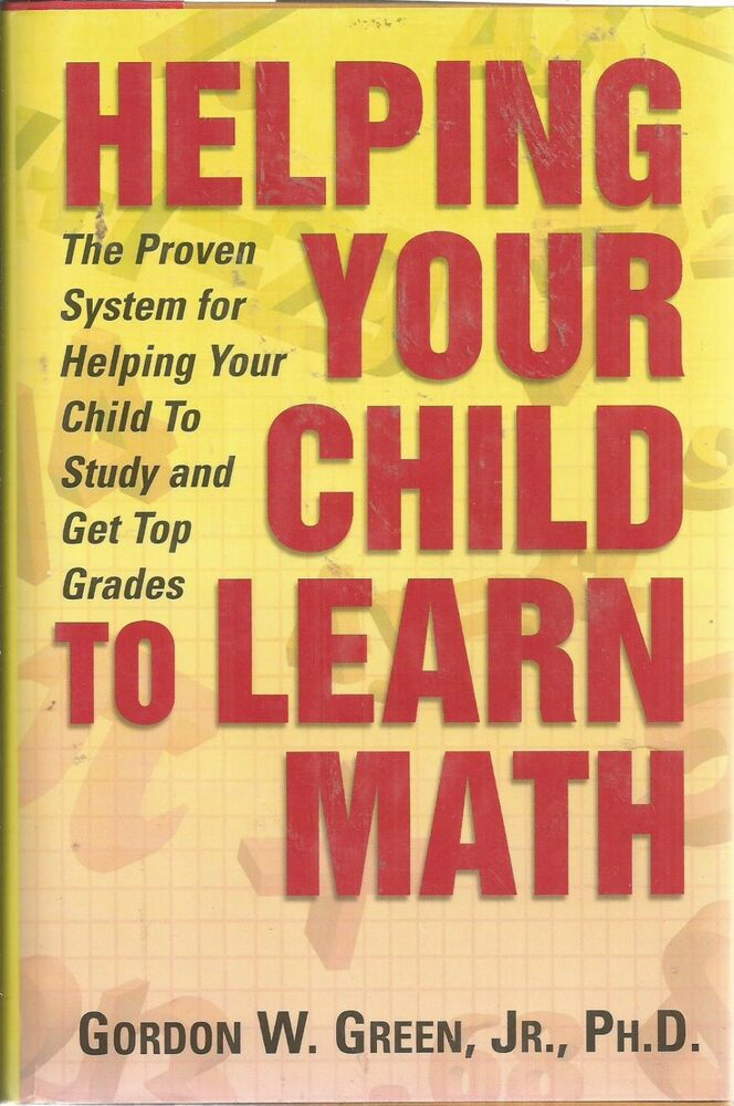 Helping Your Child Learn Mathematics -- TOC