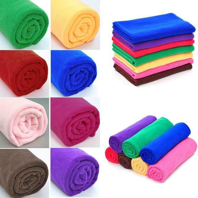 Hot Sale Soft Absorbent Microfiber Multi-function Large