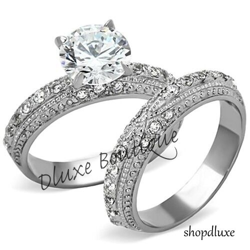 Permalink to Antique Diamond Wedding Ring Sets