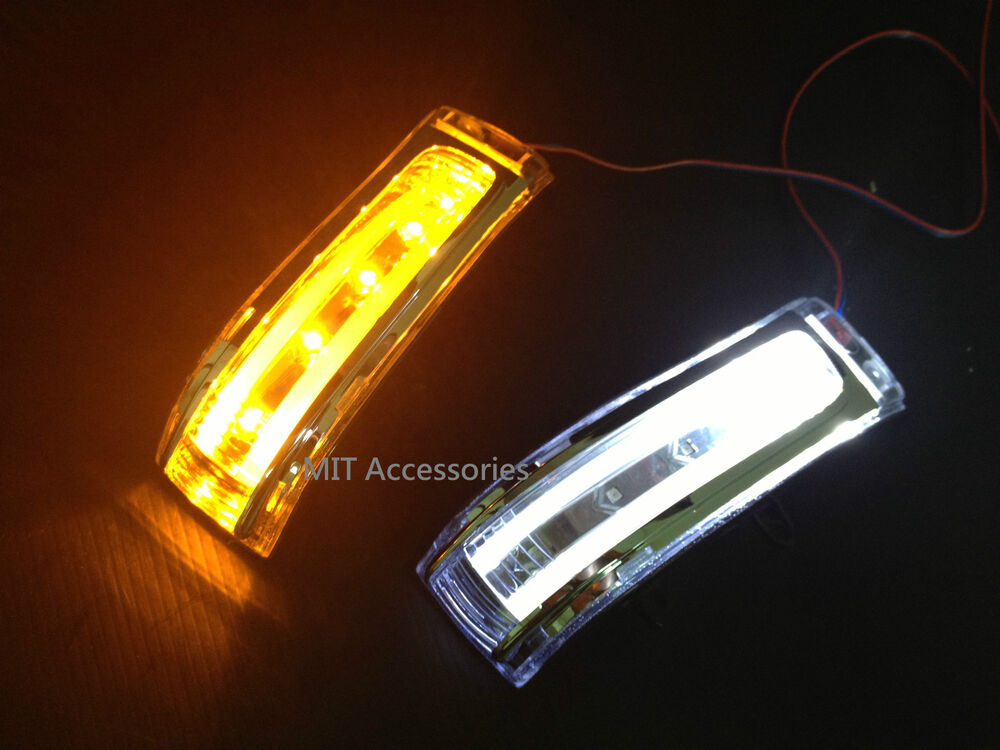 Mit Toyota 4runner Limited 09 13 Led Light Turn Signal