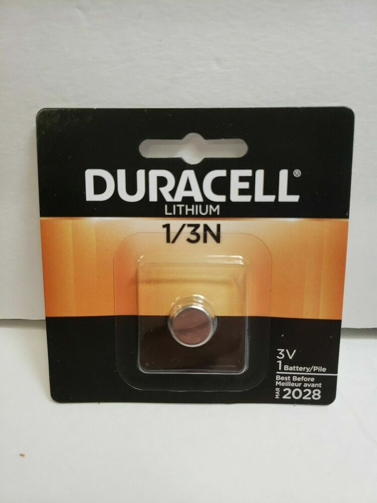 1pack genuine duracell 3v lithium battery 1 3n dl1 3n cr1. Black Bedroom Furniture Sets. Home Design Ideas