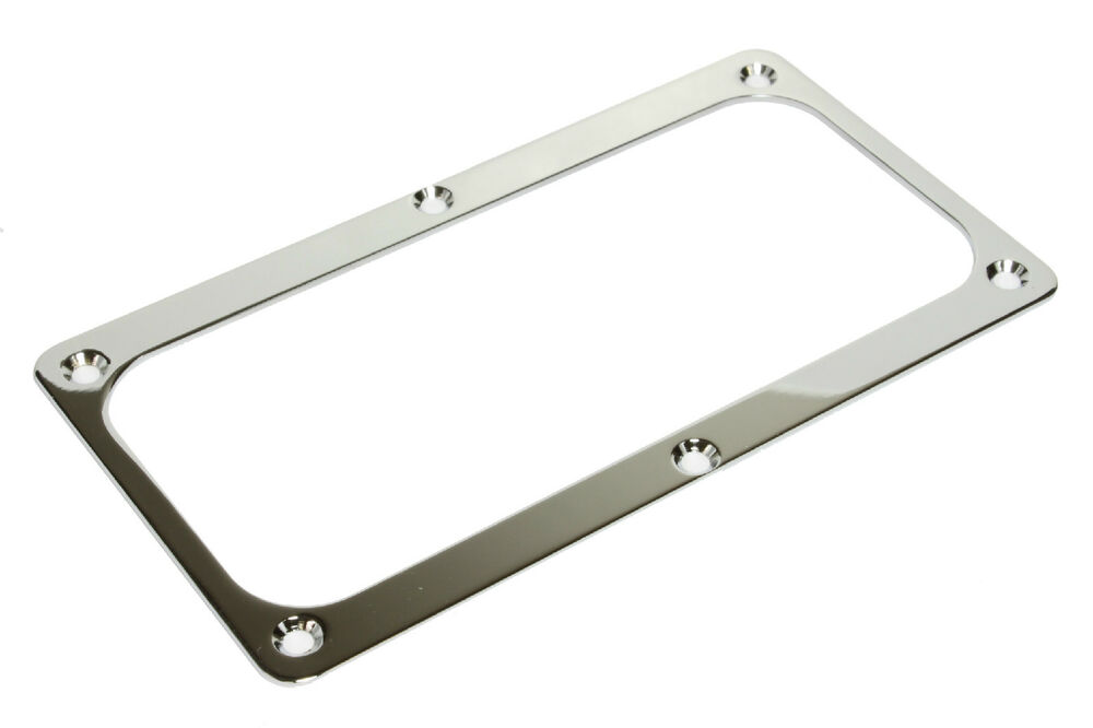 chrome plated metal bass pickup mounting ring for gibson thunderbird bass guitar ebay. Black Bedroom Furniture Sets. Home Design Ideas