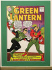 GREEN LANTERN 40 Pin up Poster Matted Frame Ready DC
