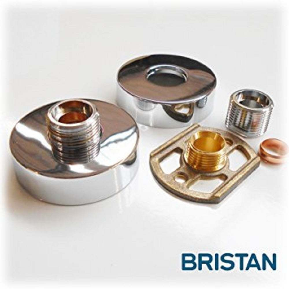 Bristan Wall Mounts For Exposed Bar Shower Valve Mixers