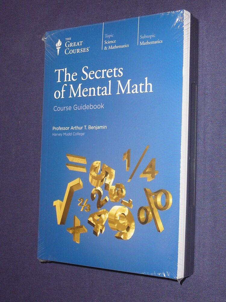 secrets of mental math pdf