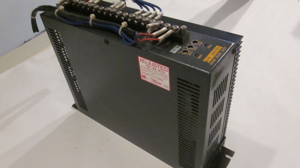 Harmonic drive systems inc servo motor drive hs 240 6 for Servo motors and drives inc