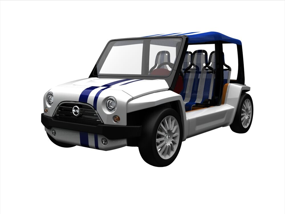 Electric Mini Moke Car Special Offer Save 50 On List