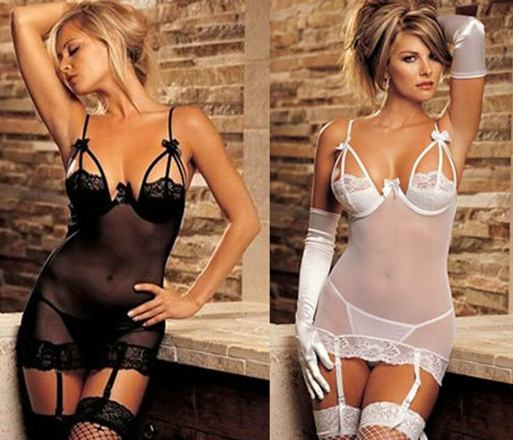 New Women's Sexy Lingerie Nightwear Underwear Ladies ...