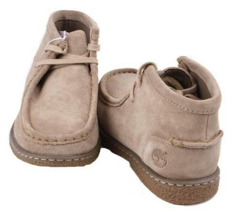 Timberland Ridgefield Wallaby Chukka Tan Ankle Boots Shoes