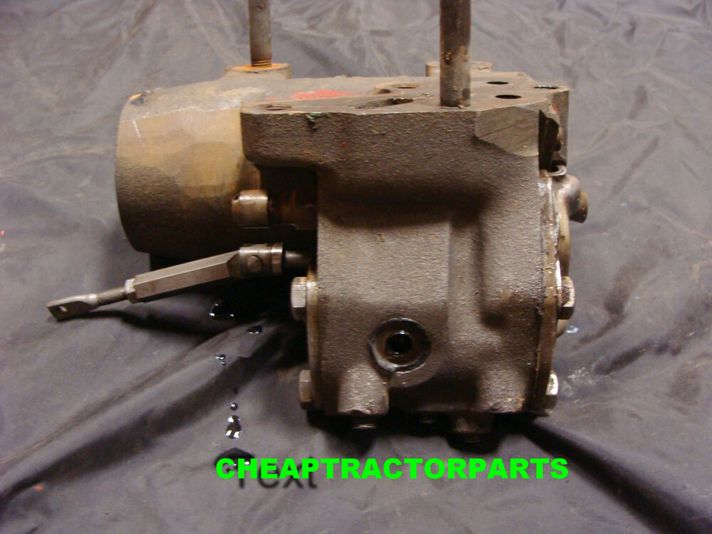 Ford Jubilee Hydraulic Pump : Jubilee naa ford tractor hydraulic lift cylinder ebay