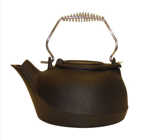 Cast Iron Kettle Humidifier 2 5l Black Woodburner Stove