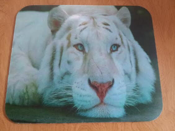 how to make a mousepad for laser mouse