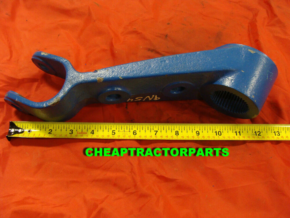Tractor Hydraulic Lift Arm : Ford tractor hydraulic lift cylinder right arm