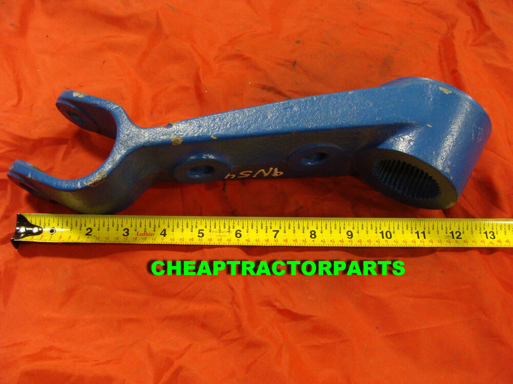 Ford 3600 Lift Arms : Ford tractor hydraulic lift cylinder right arm