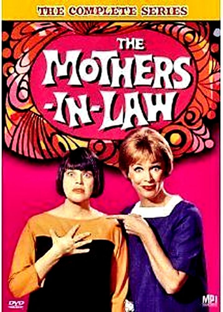 The Mothers-in-Law:The Complete Series (BRAND NEW 8DVD SET ...