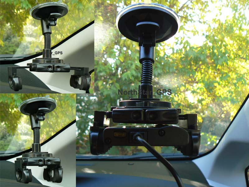 CAR WINDSHIELD SUCTION MOUNT FOR ESCORT PASSPORT 9500ix ...