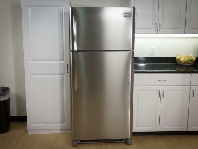 stainless steel magnet refrigerator appliance cover. Black Bedroom Furniture Sets. Home Design Ideas