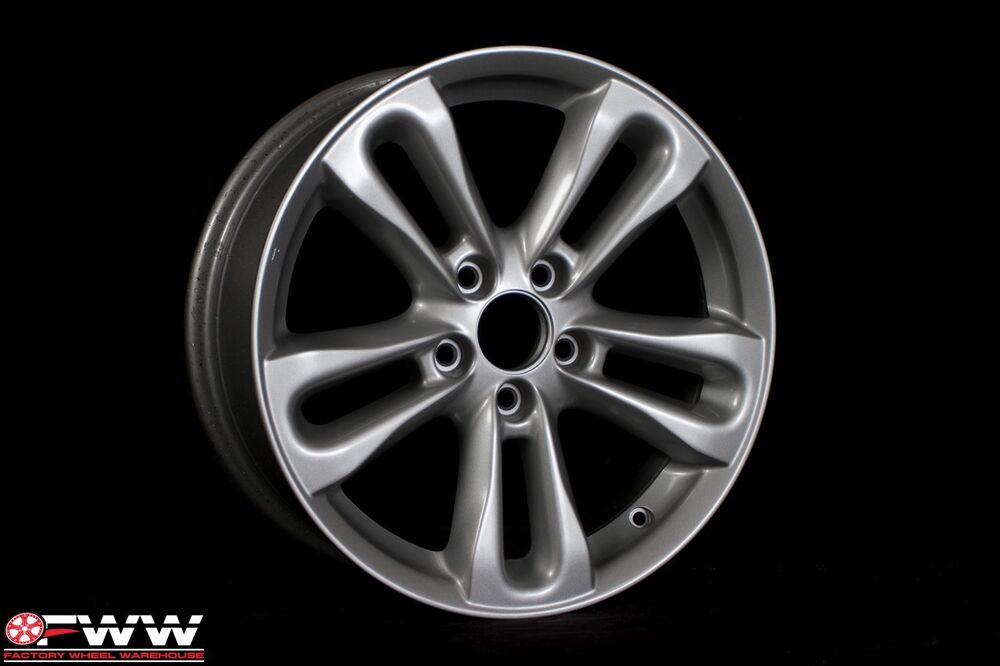 "New Honda Pilot >> HONDA CIVIC SI 17"" 2006 2007 2008 06 07 08 SILVER FACTORY OEM RIM WHEEL 
