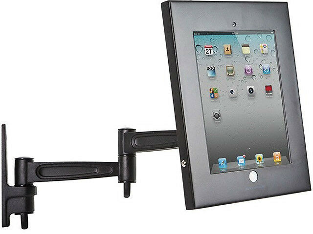 Safe Secure Ipad Wall Mount Display Stand All 9 7 Inch 1 2