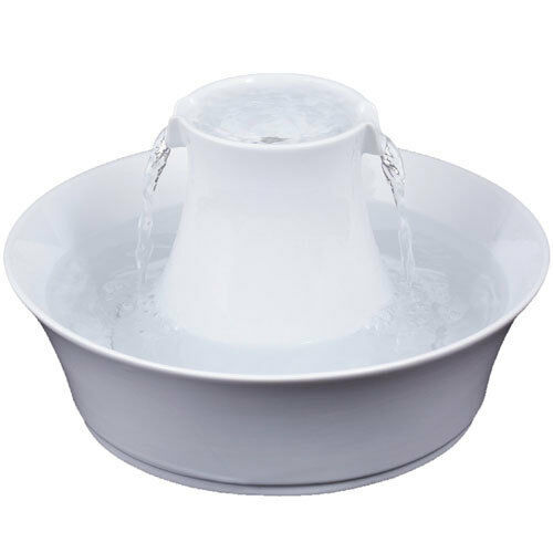 Drinkwell Avalon Ceramic Drinking Water Fountain Water